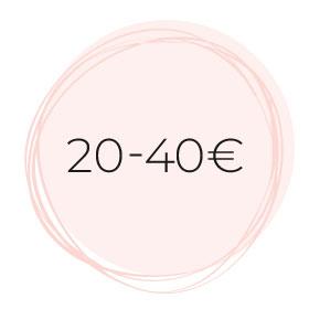Idées cadeaux entre 20€ et 40€