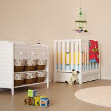 commode de la chambre de bébé