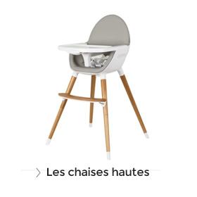 Les chaises haute
