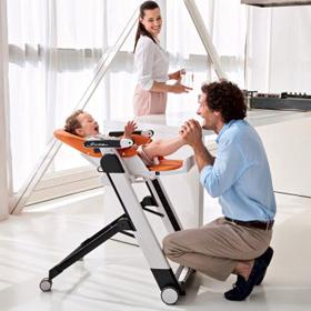 Soldes chaise haute bébé SIESTA