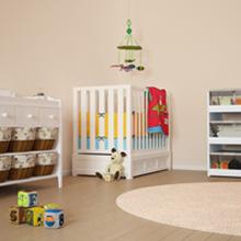Chambre de b b comment la s curiser - Comment decorer la chambre de bebe ...