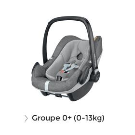 Soldes coques bébé groupe 0+ (0-13kg)