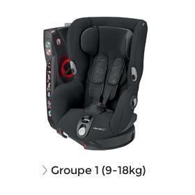 Soldes siège auto groupe 1 (9-18kg)