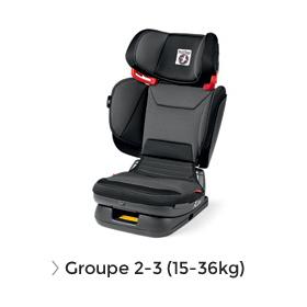 Soldes siège auto groupe 2 3 (15-36kg)