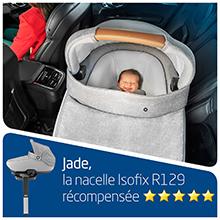 Quel siège nacelle i-Size pour bébé ?