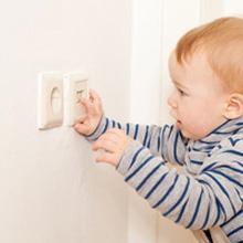 A Partir Des  Mois De Bebe Il Est Temps De Securiser La Maison En Effet Cest A Cet Age Que Votre Petit Commence A Devenir Mobile