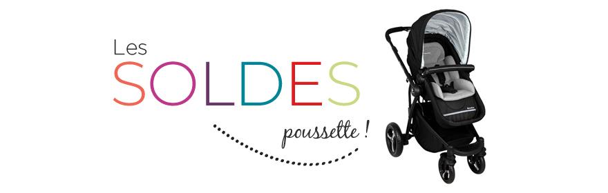 Soldes Poussette Bébé - Proftez des soldes Allobébé