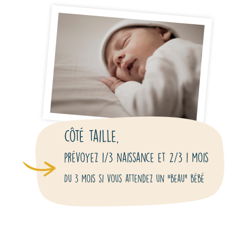 L'indispensable layette