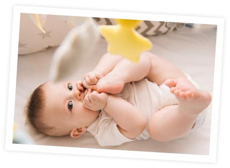 Les indispensables pour l'éveil de bébé