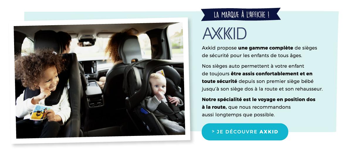 La marque Axkid