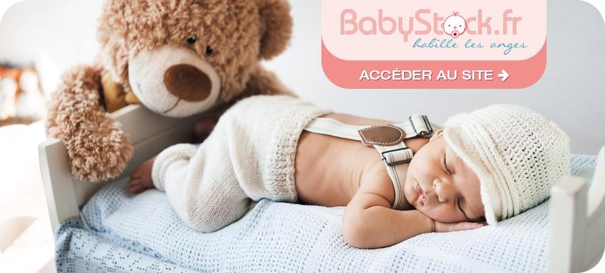 vêtement pour bébé discount