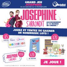 Jeu Joséphine DVD