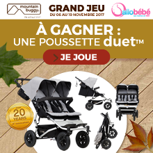 Grand jeu Mountain Buggysur allobébé