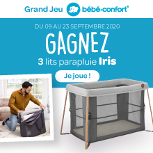 Grand jeu Bébé Confort