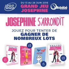 30 cadeaux Joséphine s'arrondit