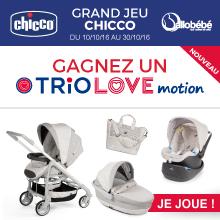 1 Trio Love Motion