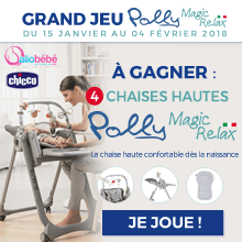 Grand jeu Chicco Polly Magic Relax
