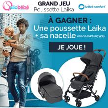 Grand jeu Bébé Confort Poussette Laïka