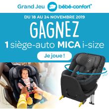 Jeu Bébé Confort