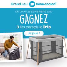 GRAND JEU BEBE CONFORT- Iris