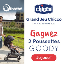 GRAND JEU CHICCO - Poussette Goody