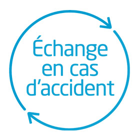 Echange en cas d'accident