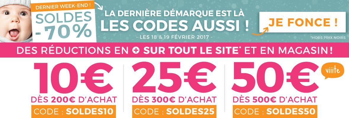 Code SOLDES10