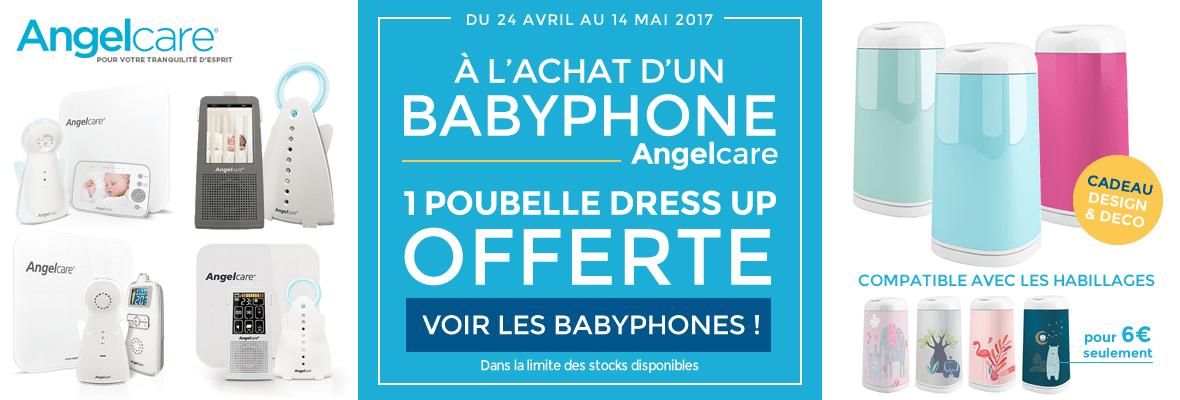 Une Dress up offerte !