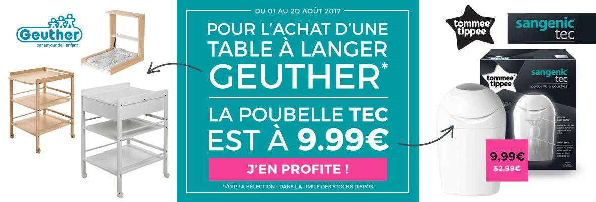 La TEC à 9.99€ !