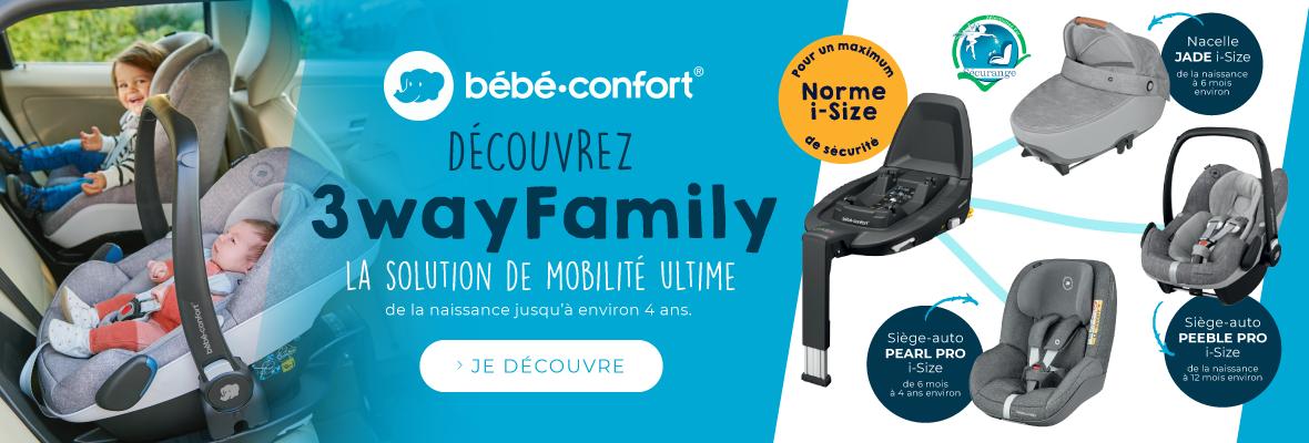 MEA 3way family Bébé Confort