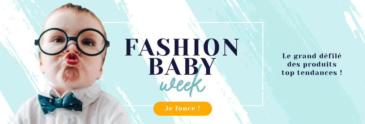 Page Fashion baby week
