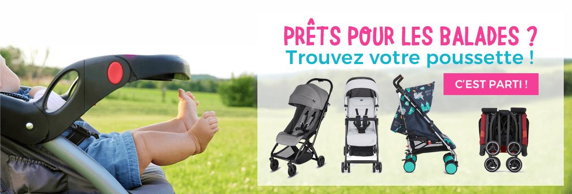 bd9eacf86f7be Poussette Bébé - Poussettes Pas Cher