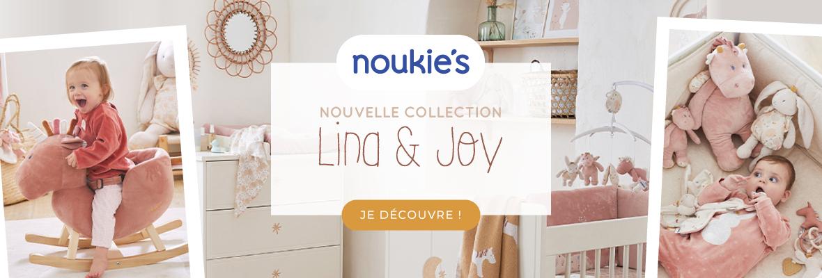 Nouveau thème Noukies : Lina et Joy !