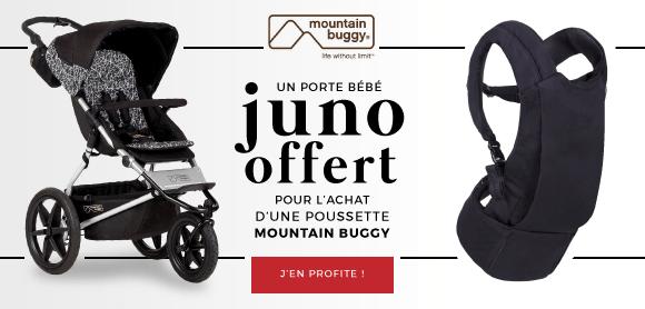 Un porte bébé Juno offert !