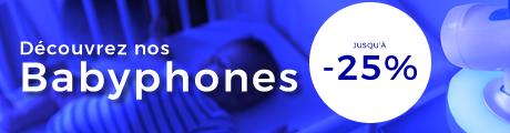 tous nos babyphones