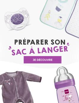 preparer-son-sac-a-langer
