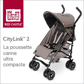Red Castle Poussette Citylink 2