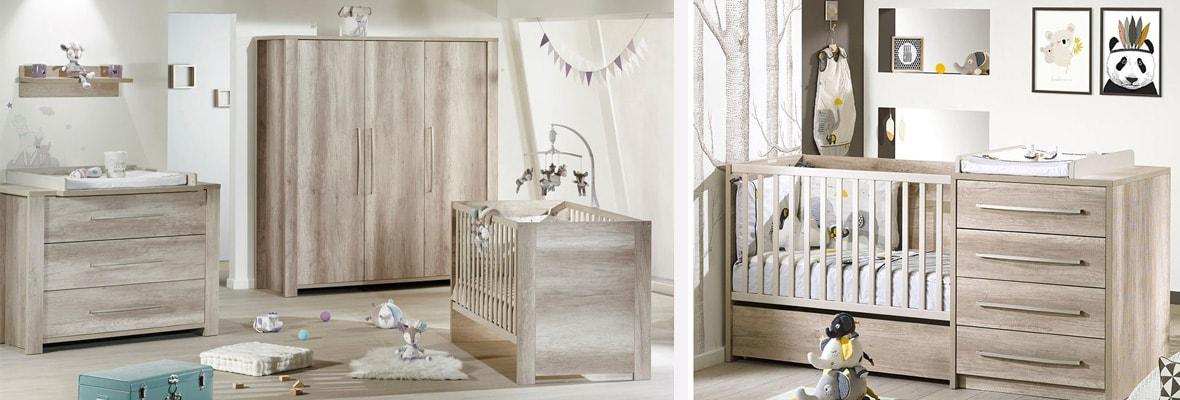 Emmy de sauthon est une gamme de meubles pour bébés à monter soi même bien pensé ce mobilier permet de ranger facilement les vêtements les jouets ainsi