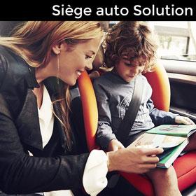 Siège auto solution m fix