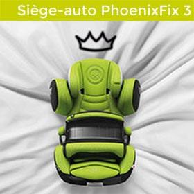 Siège auto phoenixfix 3