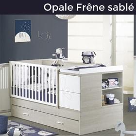 Opale frêne sablé