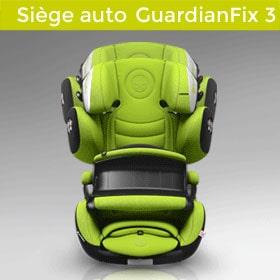 Siège auto guardianfix 3