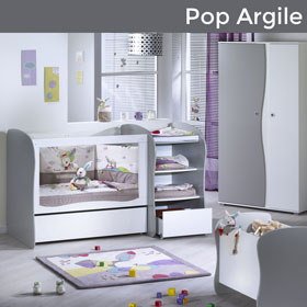Pop argile