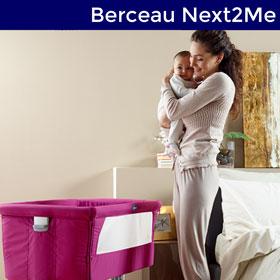 Berceau next 2 me