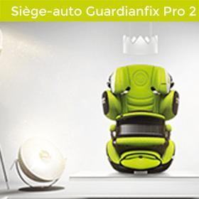 Siège auto guardianfix pro 2