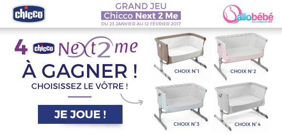 Grand Jeu Chicco Next 2 Me